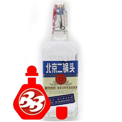 Yongfeng Erguotou Baijiu Chinese Liquor Reviews