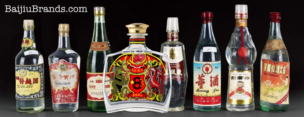 Baijiu Brands? No1 Selling Chinese Liquor