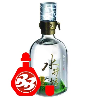 Forest Green Baijiu Chinese Liquor Reviews