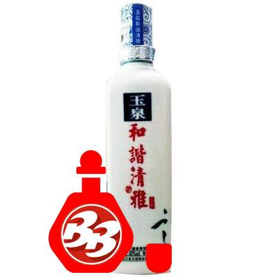 Hexie Qingya Renhe Baijiu Chinese Liquor Reviews