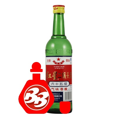 Hongxing Erguotou Baijiu Chinese Liquor Reviews