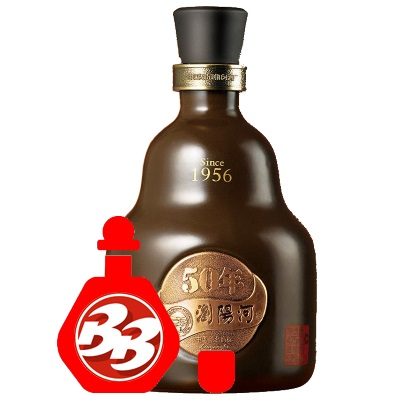 Liuyanghe 50 Year Baijiu Chinese Liquor Reviews