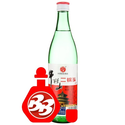 Niulanshan Baijiu Chinese Liquor Reviews