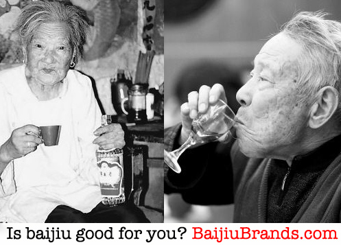 Drinking Baijiu – Are there any health benefits?