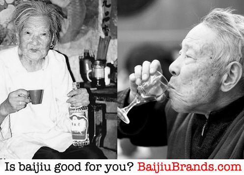 Drinking Baijiu – Are there any health benefits?