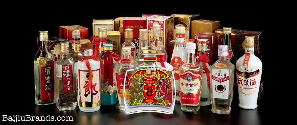 Baijiu For Sale | Buy Chinese Liquor Baijiu Online