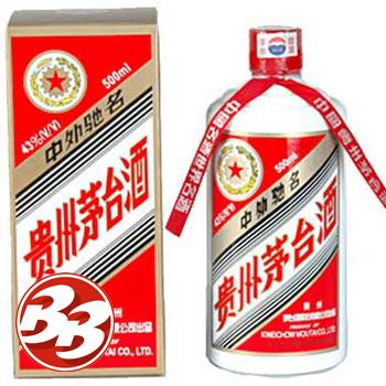 Most Popular Baijiu Brands - Maotai