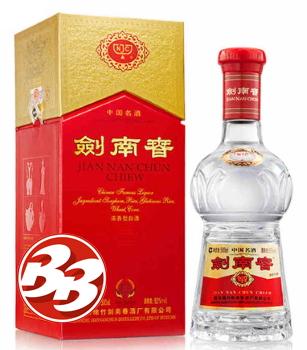 Most Popular Baijiu Brands - Jiannanchun