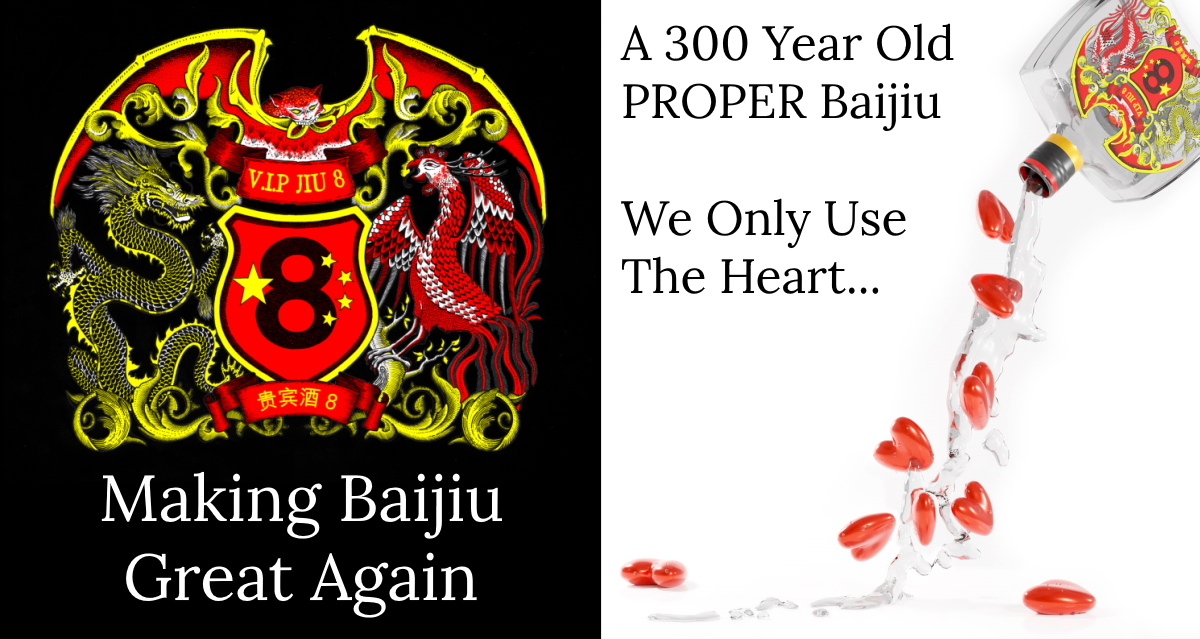 Making Baijiu Great Again